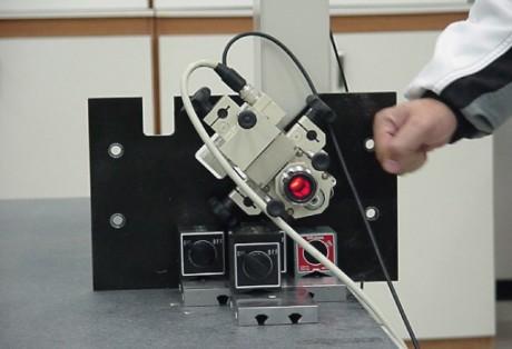 Medição de deslocamentos nanométricos em máquinas e sistemas de precisão